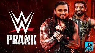 WWE PRANK | FUN PANROM | BLACK SHEEP