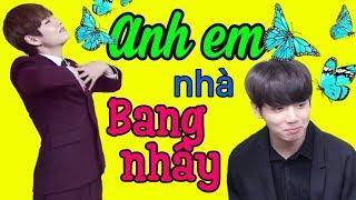 [BTS VIETSUB #16] BTS Anh em nhà BANG NHÂY - BTS funny moments