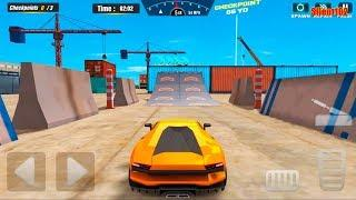 Sport Cars Games - Extreme Driving Simulator #2 - Android Gameplay