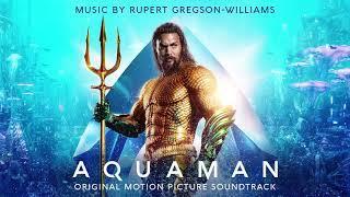 The Black Manta - Aquaman Soundtrack - Rupert Gregson-Williams [Official Video]