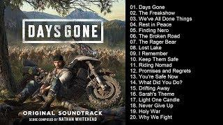 Days Gone (Original Soundtrack) | Full Album