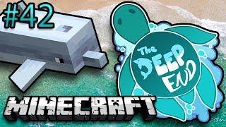 Minecraft: The Deep End Ep. 42 - Volcano Prank