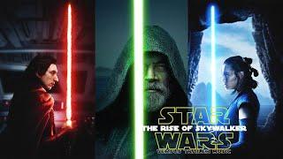 Star Wars Episode IX: The Rise Of Skywalker - Official Trailer Teaser #1 Music (2019) - FULL VERSION