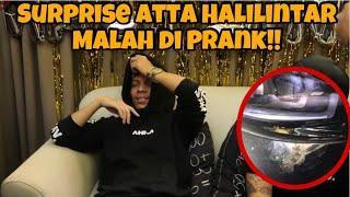 Surprise Atta Halilintar !! Prank BTS
