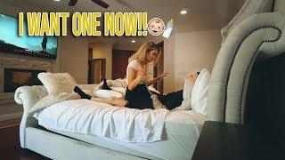 I WANT A BABY NOW!! PRANK ON BOYFRIEND BACKFIRES!