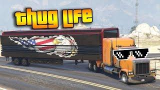 GTA 5 ONLINE : THUG LIFE AND FUNNY MOMENTS (WINS, STUNTS AND FAILS #39)