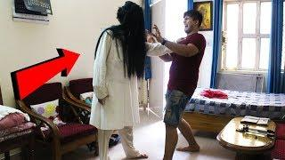 Epic Ghost Prank On My Friend (GONE WRONG)  | Pranks In India 2018
