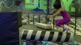 Fitness Friday: Defy Extreme Air Sports offers quite the workout