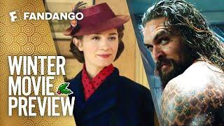 Upcoming Winter Movie Preview 2018 | Movieclips Trailers