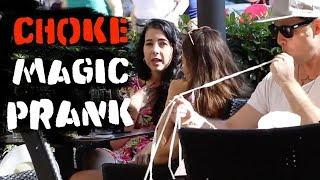 Choking Magic Prank  ???? -Julien Magic