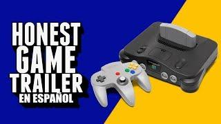 N64 (Honest Game Trailers en Español)