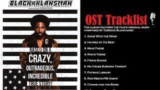 BlacKkKlansman Soundtrack | OST Tracklist