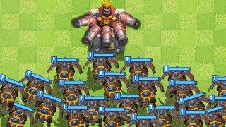 Top 50 Most Epic Battles in Clash Royale | Clash Royale Funny Moments, Fails, Glitches, Montage #84