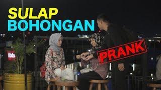 PURA-PURA JADI PESULAP  KERJAIN ORANG LIHAT APA YANG TERJADI???????? - PRANK INDONESIA