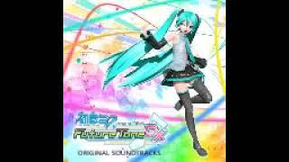 Sega hatsunemiku project diva future tone deluxe Original Soundtracks