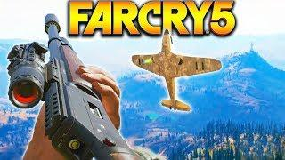 NO SCOPING PILOTS Far Cry 5 Best Twitch moments (Epic, Funny, Fails)