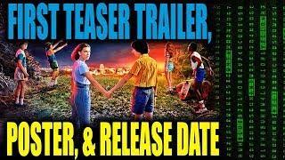 Stranger Things Season 3: Teaser Trailer, Poster & Release Date
