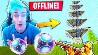 THE PORT-A-FORT BROKE FORTNITE??? *NINJA REACTS* | Fortnite Funny Fails & Daily Best Moments Ep.36