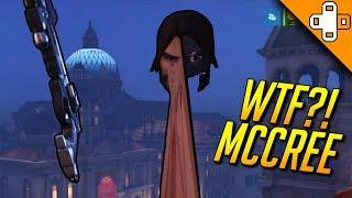 WTF MCCREE ARE YOU OK??? Overwatch Funny & Epic Moments 484