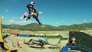 Best of Nitro Circus | Extreme BMX, Skateboard, & Big Air Stunt