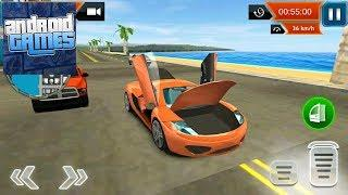 Sports Car Driving Simulator 2018 - Open Doors Car - Android Gameplay FHD