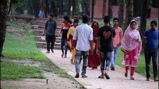 Funny Stylish Pant Prank 2018 [sharif chowdhury][ PRANK on hot girls !! Prank in bangladesh !!
