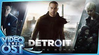Detroit: Become Human OST - Full Original SoundTrack