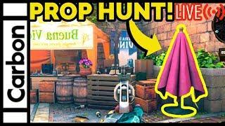 NEW GAME MODE! CoD Prop Hunt Funny Moments & MORE!