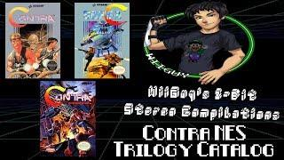 Contra Trilogy (NES) Soundtracks - 8BitStereo