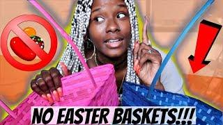"""NO EASTER BASKETS FOR EASTER PRANK"" ON KIDS!!! ➕ HUGE SURPRISE ‼️ 