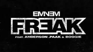 Eminem - Freak (Snippet) [Bodied Soundtrack]