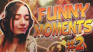 mia fitz funny moments #2
