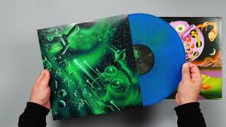 The Rick and Morty Soundtrack  - 2xLP Unboxing