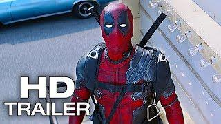 DEADPOOL 2 Wade Trolls DC & Marvel Trailer NEW (2018) Ryan Reynolds Superhero Movie HD