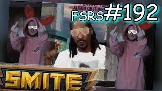 Snoop Dogg Meme  FSRS | Funny Smite Reaction Series 192