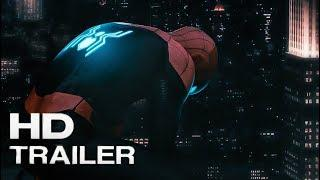 Spider-Man: Far From Home - Teaser Trailer (2019) Tom Holland NEW Superhero Action Movie Concept HD