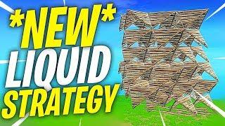 Team Liquid *NEW* Building Strategy | Fortnite Funny Moments 5