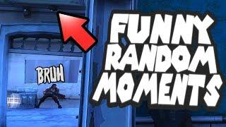 Fortnite funny random moments montage