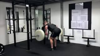Development | Strength | Pull | Horisontal | L5 | A to B | Progressions