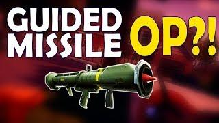 GUIDED MISSILE FUNNY KILLS | INTENSE FIGHTS | BUILD BATTLES - (Fortnite Battle Royale)