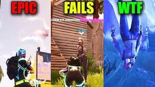 EPIC vs FAILS vs WTF in Fortnite Battle Royale! (Fortnite Funny Fails and Best Moments) Ep.31