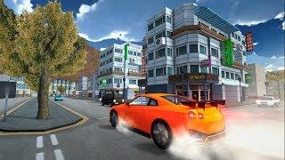 Extreme Sports Car Driving 3D - Driving Nissan GTR - GamePlay Android 2019 FHD