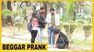 Beggar Prank   THF 2.0   Ashish Goyal   Simran Verma   Pranks in India