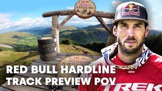 Gee Atherton Takes You Down The Hills Of Dyfi Valley In Wales, UK | Red Bull Hardline 2018