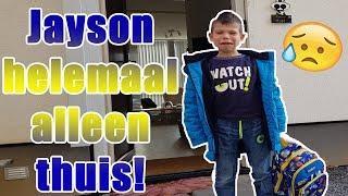 NIET THUIS PRANK MET JAYSON!!! - KOETLIFE VLOG