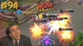Mobile Legends WTF | Funny Moments Episode 94