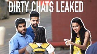 """Facebook Data Leak Ho Gaya"" Prank 