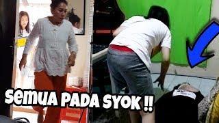 PRANK KERACUNAN KE PACAR, MALAH ORTU JUGA KENA PRANK !!