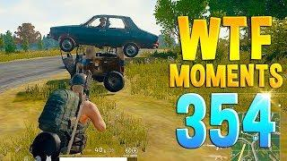 PUBG Daily Funny WTF Moments Highlights Ep 354