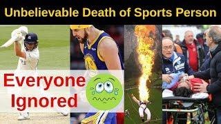 Top 10 Tragedy Death of Sports Person in Extreme Sports